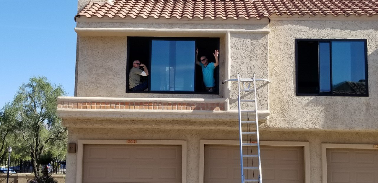 AZ Home Window Replacements in Scottsdale, AZ