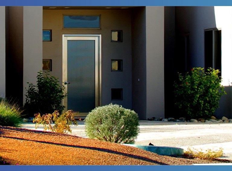 Mobile header image - front entry doors