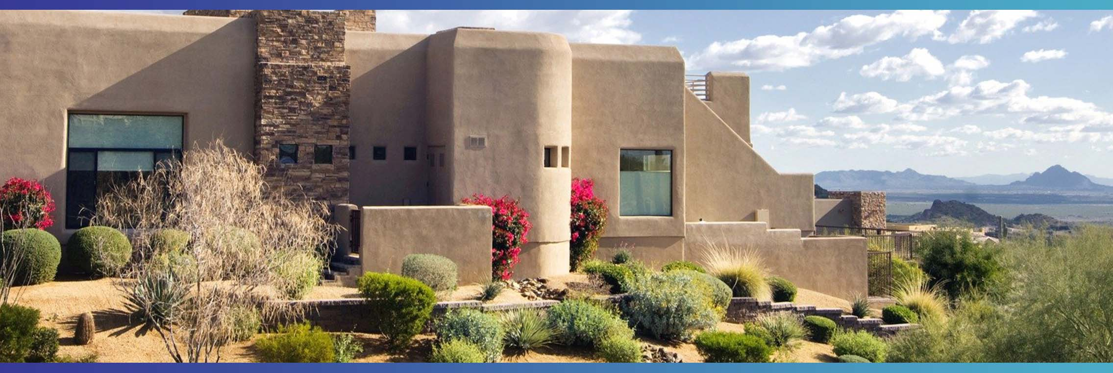 Header image - home windows installed in Scottsdale, AZ