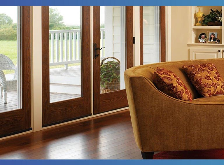 Mobile header image - replacement french doors