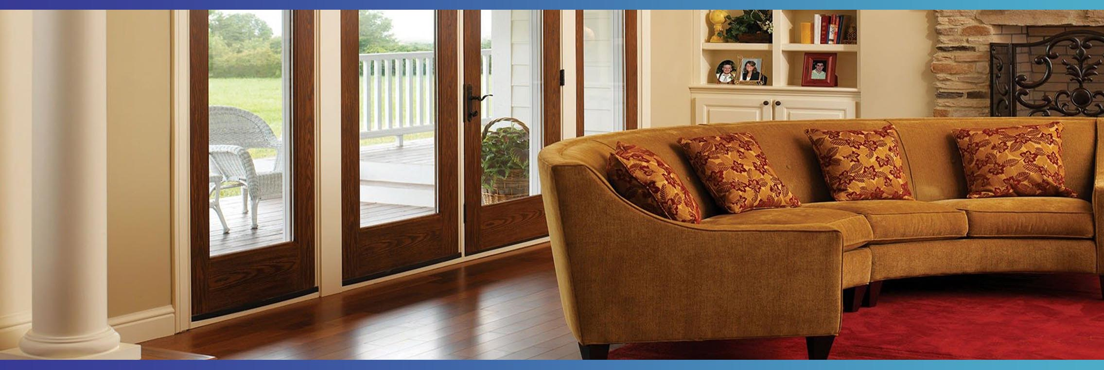 Header image - replacement french doors