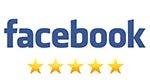 Facebook review logo - small