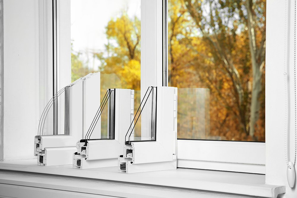 How do double glazed windows save money?