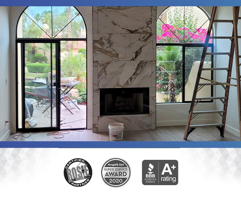 Mobile header Image - Fountain Hills Window Replacement