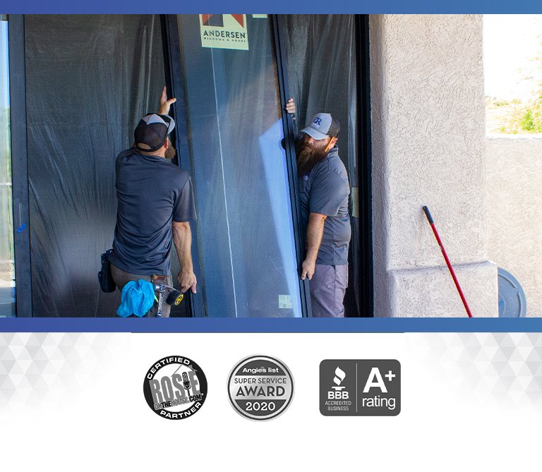 Mobile header Image - New Home Windows in Tempe