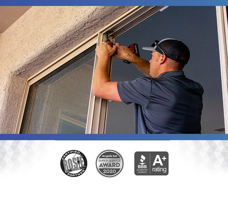 Mobile header Image - Whole Home Window Replacements in Mesa