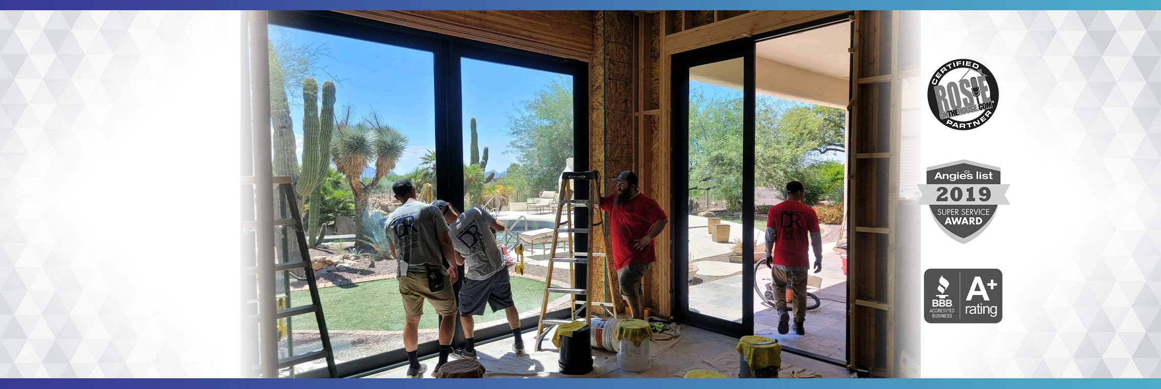 Header Image - Windows for Sale in Cave Creek