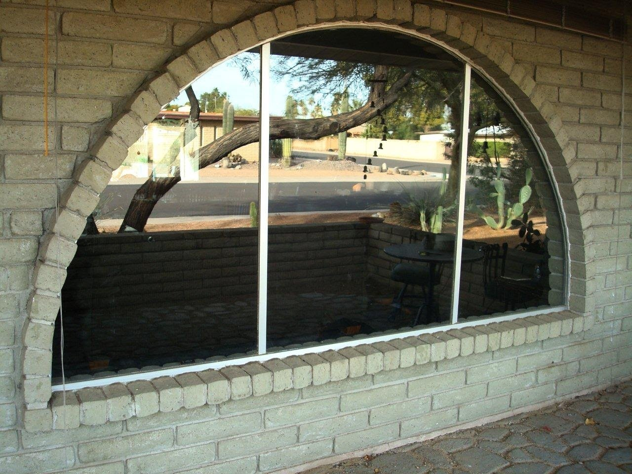 Fountain Hills Arched Home Window Replacement