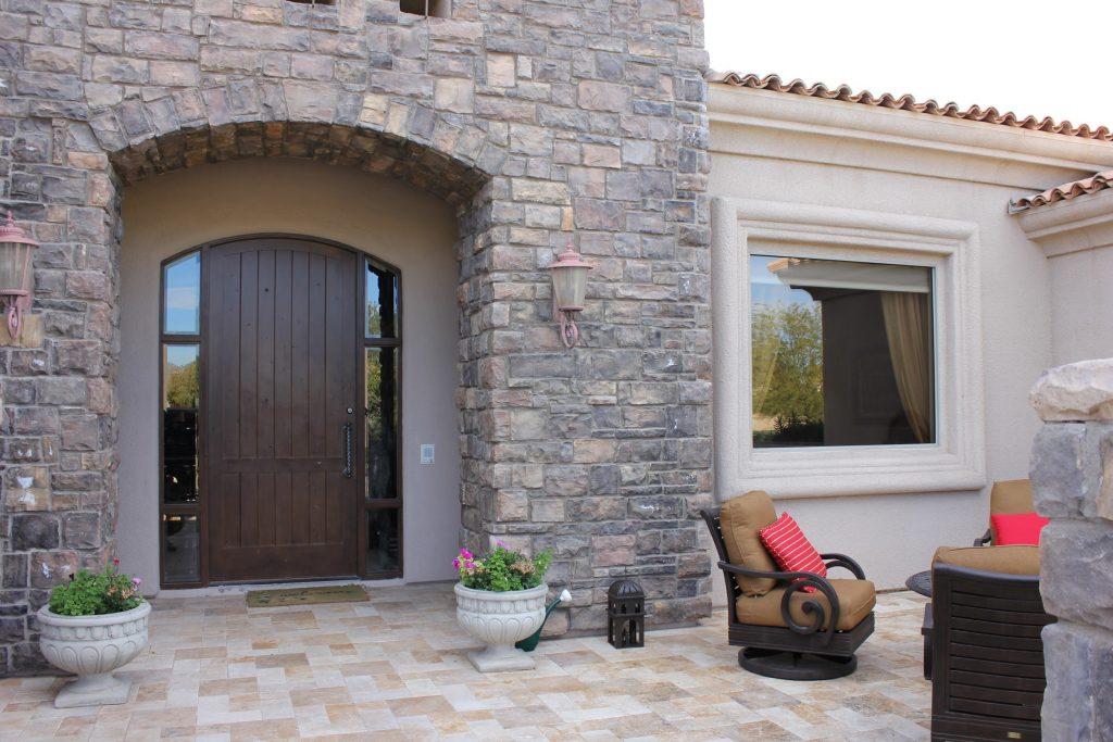 Gilbert Entry Front Door And Energy Efficient Windows
