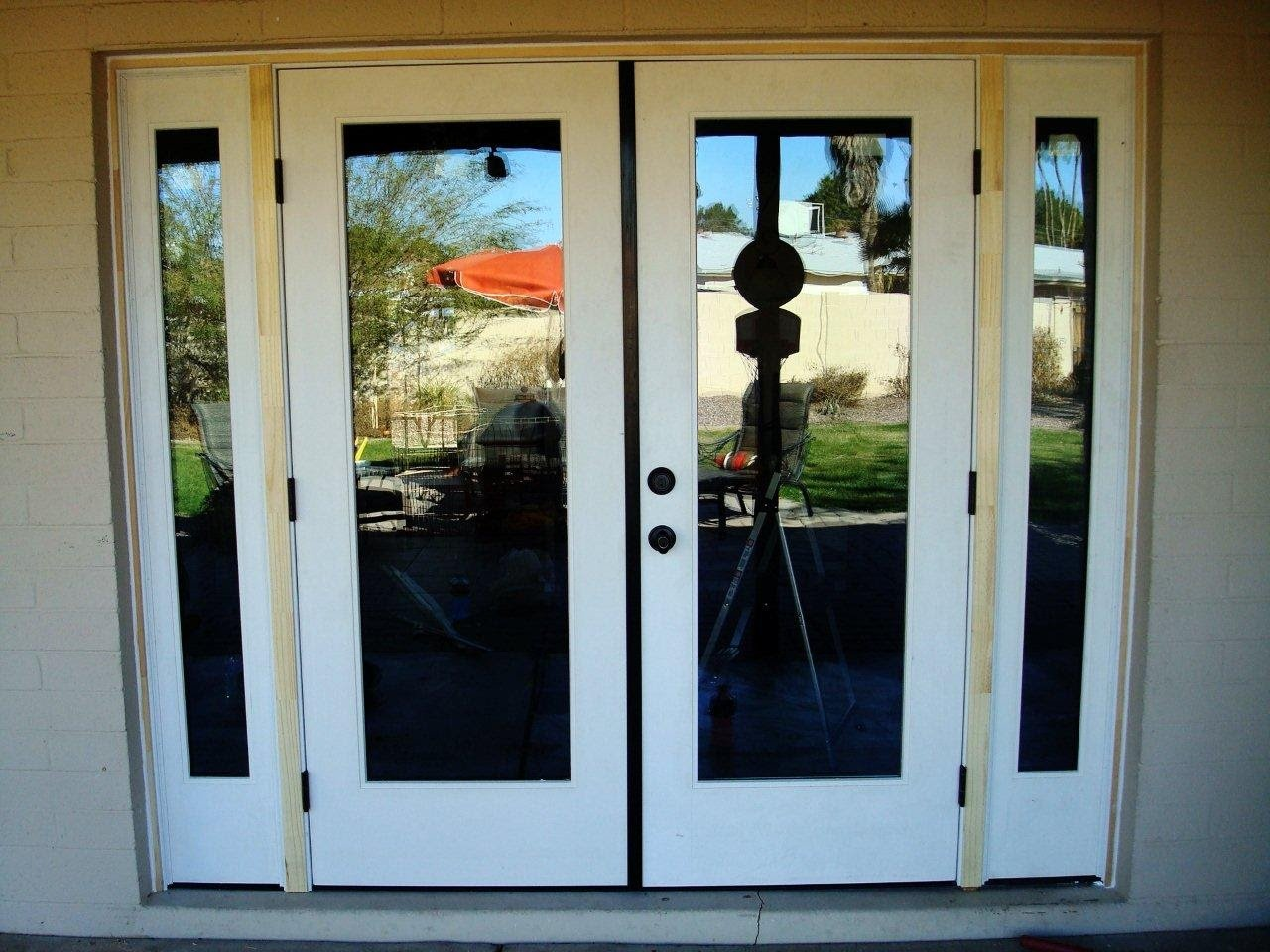 New French Doors In Fountain Hills