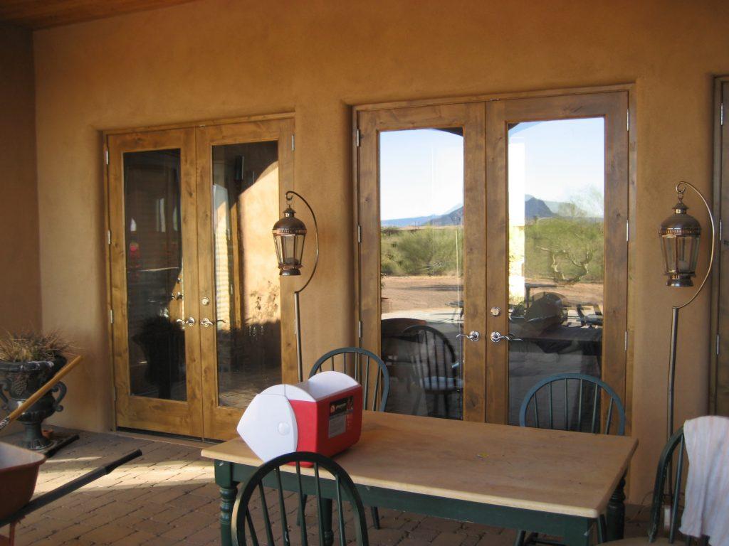 New French Doors Tempe Arizona