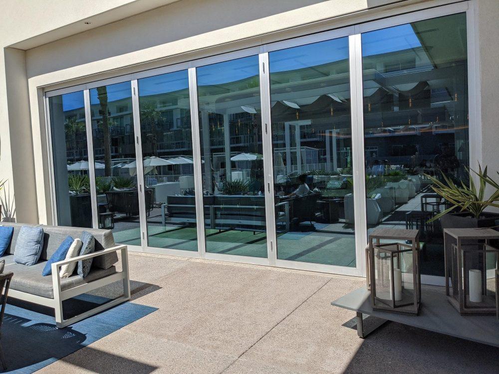 New Pella Sliding Glass Door in Mesa AZ