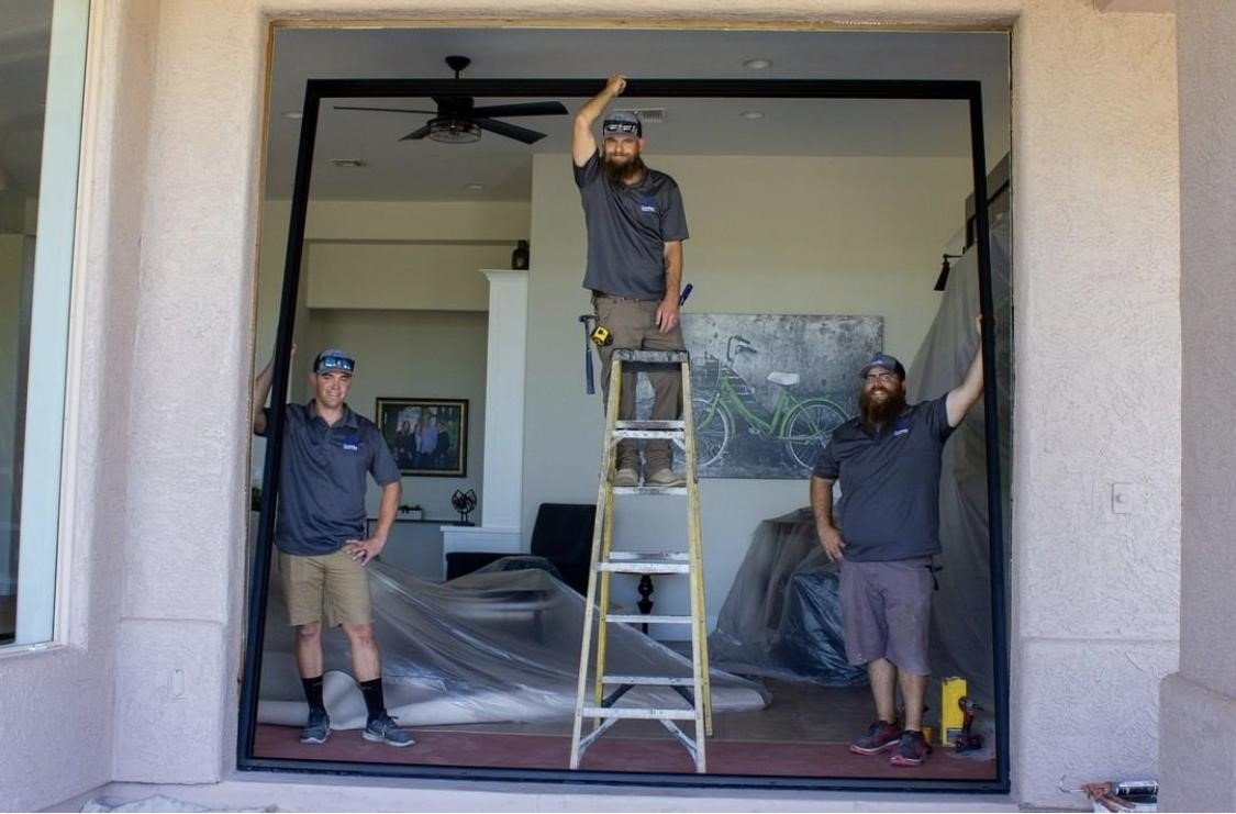 Our Top-Notch Team at Work in Glendale
