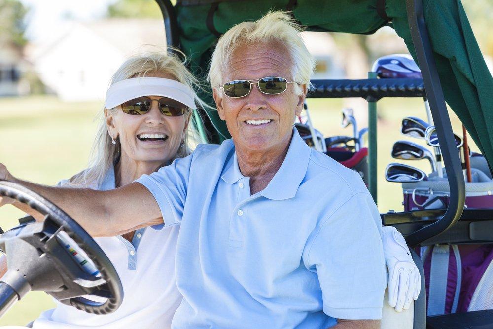 Sun City Golf Cart image