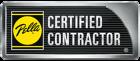 Pella Certified Contractor logo